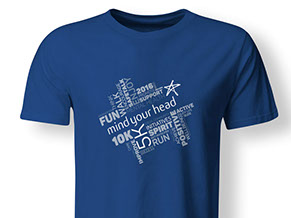 Mind your Head, T-Shirt Design