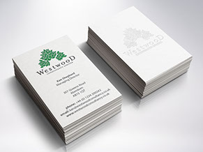 Westwood Stationery and Logo